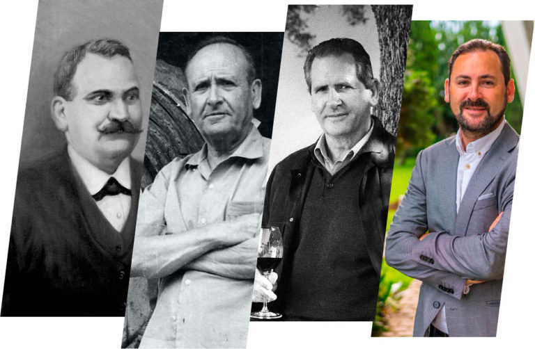 4 generaciones Bodegas Gandía